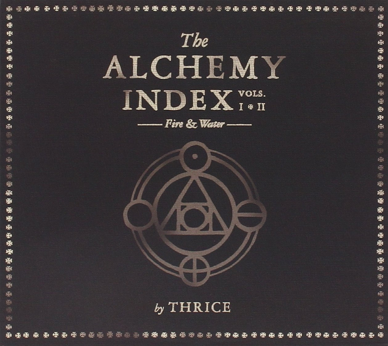 Thrice - The Alchemy Index, Vols. 1 & 2: Fire & Water - Amazon.com ...