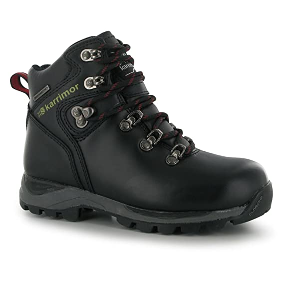 Junior Hiking Boots - Black