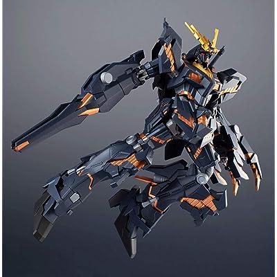 Gundam- Mobile Suit GU-05 - RX-0 Unicorn Gundam 02 Banshee - Action Figure: Toys & Games [5Bkhe1800496]