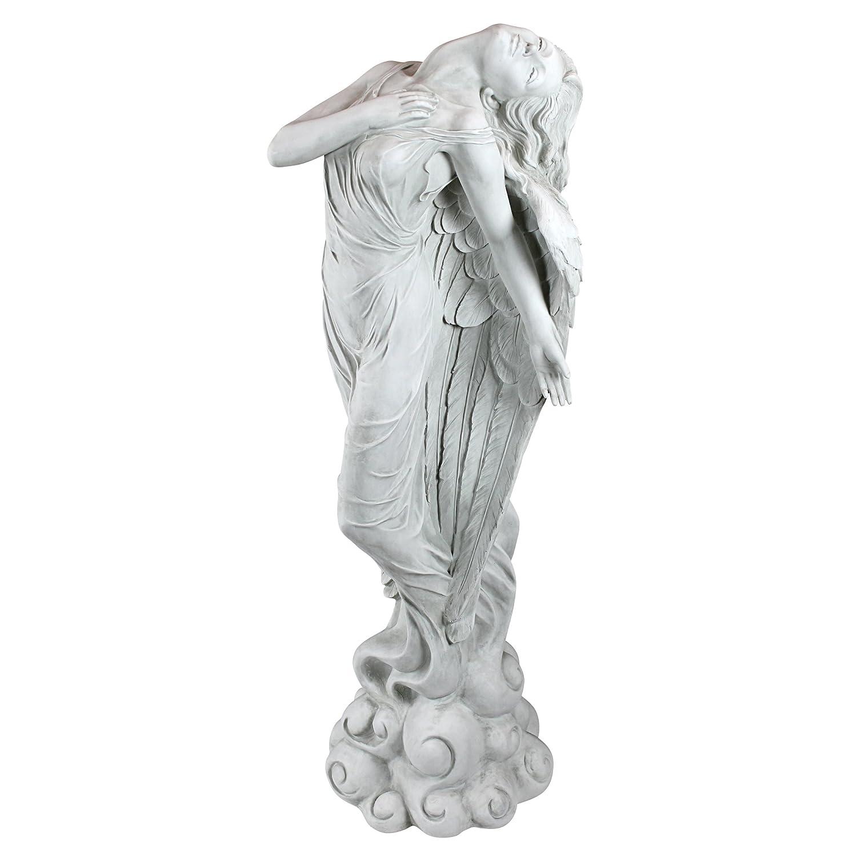 Design Toscano Aufsteigender Engel, Skulptur für das Anwesen