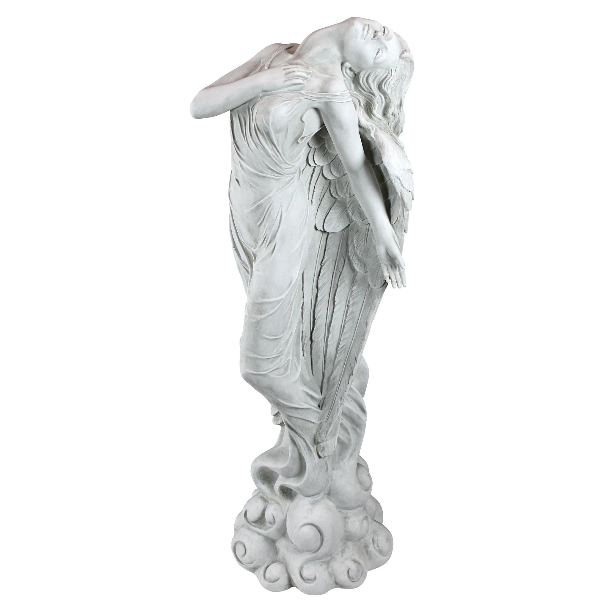 Design Toscano Ascending Angel Sculpture - Estate by Design Toscano