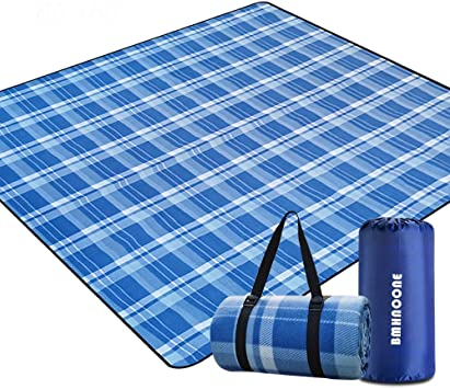 All Purpose Mat Picnic Mat MWM Pabst-Blue-Ribbon-Beer Beach Blanket Large Outdoor Picnic Blanket 57x80 Machine Washable Use The Waterproof Mat,Foldable Camping Mat