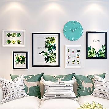 WUXK Das Wohnzimmer minimalistischen modernen Foto wand Dekoration ...