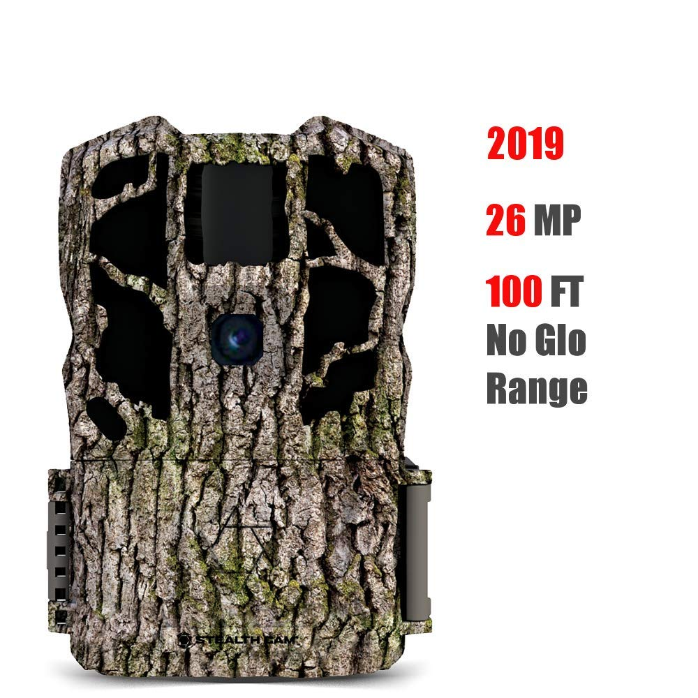 Stealth Cam G45NGMAX 26 MP 1080P Game Camera, Next Gen Night Imaging, Fast Trigger, Low Light Sensitivity, Blur Reduction, Smart Illumination Technology by Stealth Cam