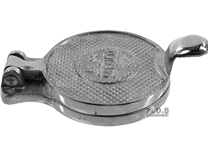 Amazon.com: Gordita and Sope Press Hamburger Patty Press Aluminum 4.5