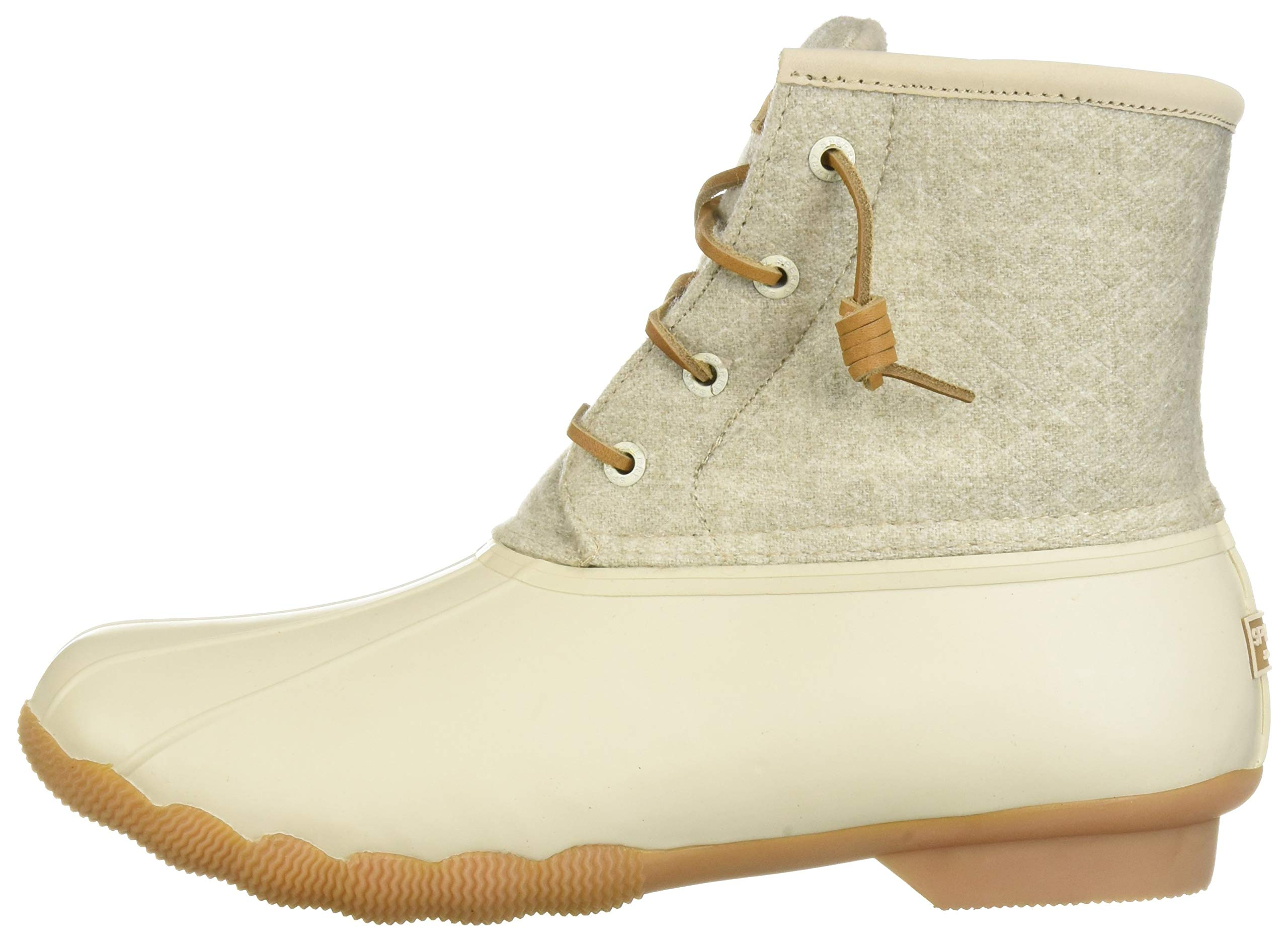 Sperry Women's Saltwater Emboss Wool Boots