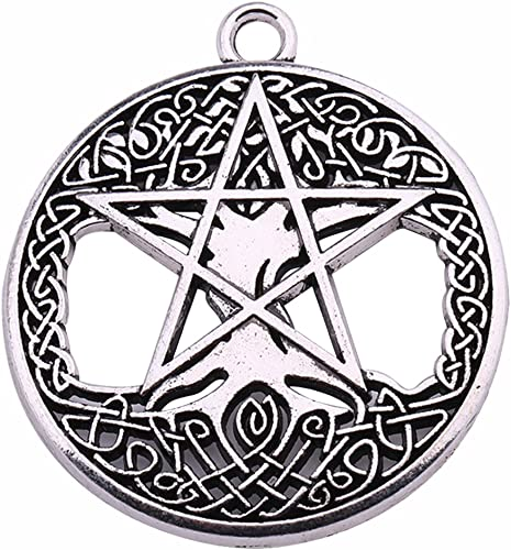 Yggdrasil Tree of Life Norse Viking Celtic Pagan Pendant Necklace Gift Pouched