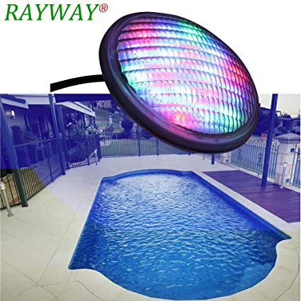 Amazon.com: D12V Adapter Only : RAYWAY Par56 LED Swimming Pond ...