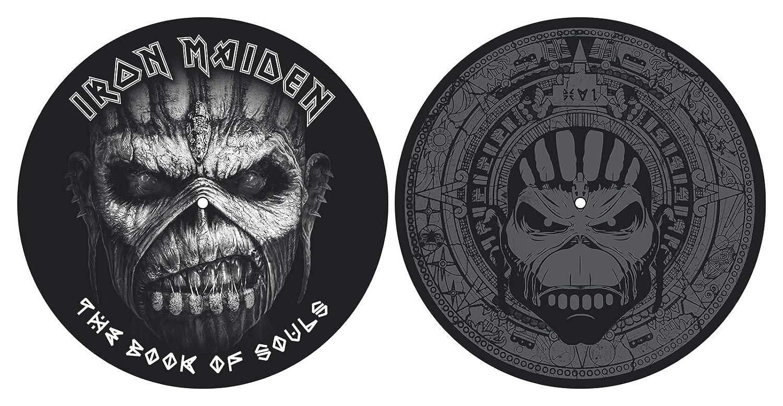 Iron Maiden 'Book Of Souls' Turntable Slipmat Set Razamataz