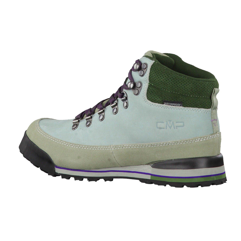 CMP Damen Trekking Schuhe Heka WP 3Q49556 Salvia 42: Amazon