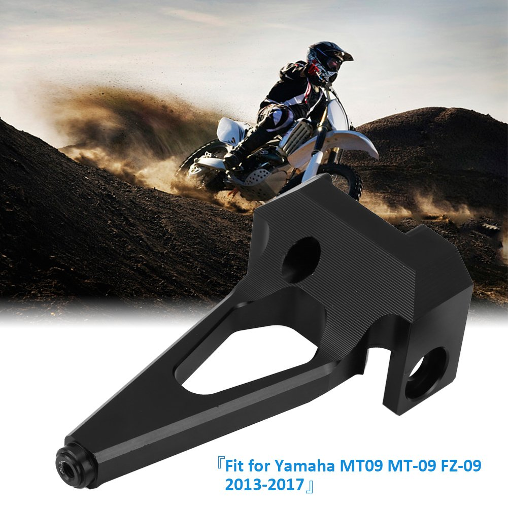 Damper Bracket Steering Damper Bracket Steering Damper Mount Steering Damper Stabilizer Motorcycle Steering Damper Bracket Mount Kit For Yamaha MT09 MT-09 FZ-09 2013-2017
