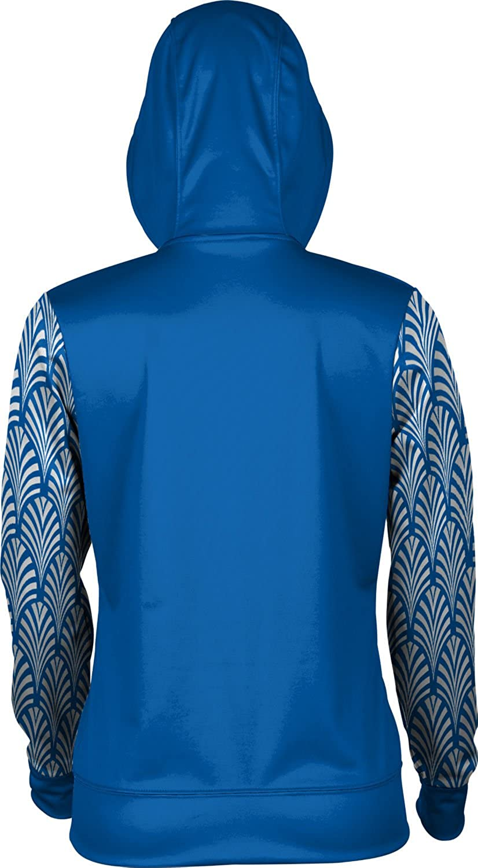 Deco ProSphere Indiana State University Girls Zipper Hoodie School Spirit Sweatshirt