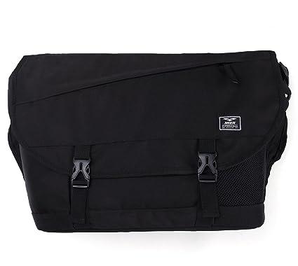 Amazon.com | MIER Men Messenger Bag Laptop Shoulder Bag with Water ...