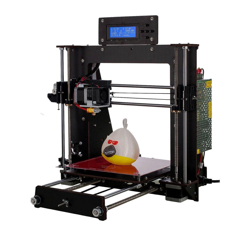 PrinThink 3D Drucker bausatz Prusa I3 DIY A8 3D Printer Hohe Prä zision Verwenden PLA ABS 1.75mm Filament, CTC Desktop 3D Drucker Kit (DIY I3) K8200