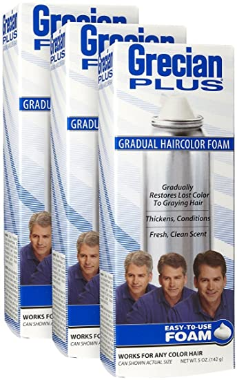 Grecian formula smell