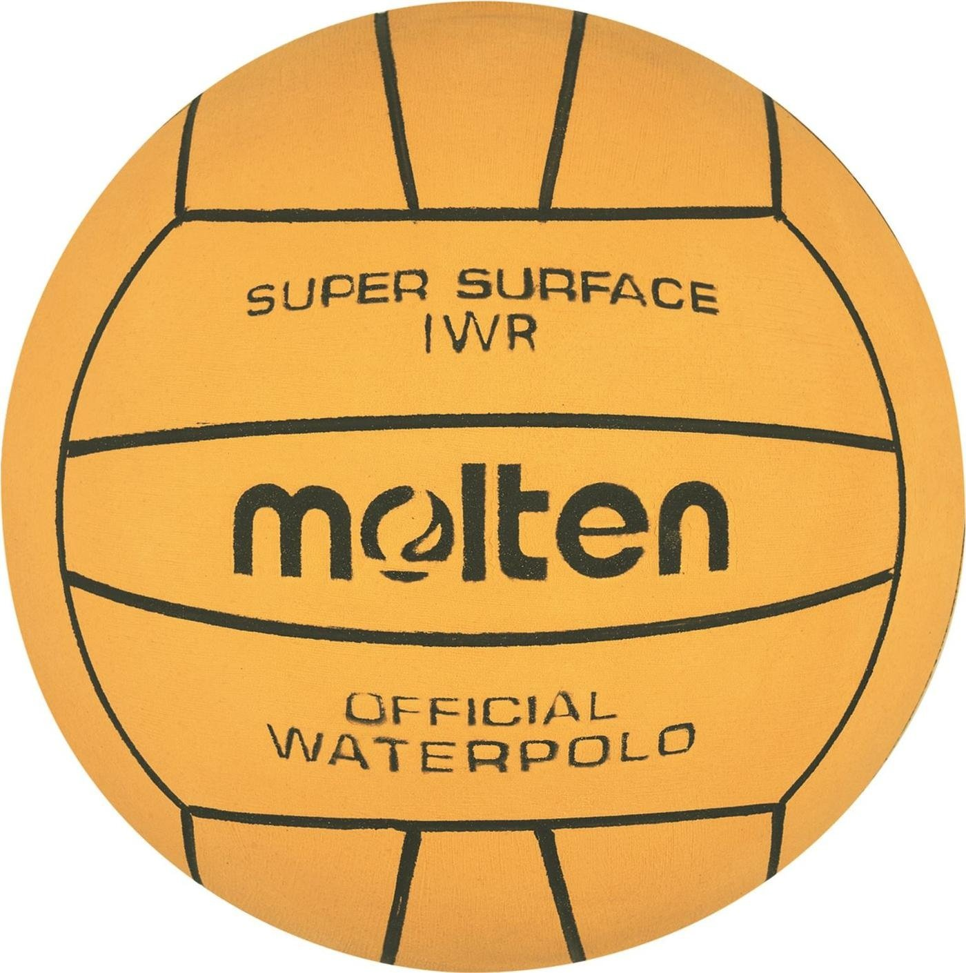 10 x Molten iwr pelotas de agua Water Polo Agua Fútbol Oficial ...