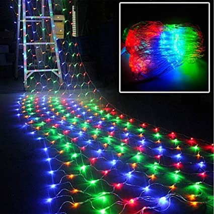 netlt led net lightfairy nets light christmas lightsoutdoor waterproof