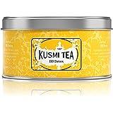 Kusmi Tea - BB Detox - Natural Green Tea with Yerba Mate, Rooibos, Guarana, Dandelion Infusion with a Hint of Grapefruit…