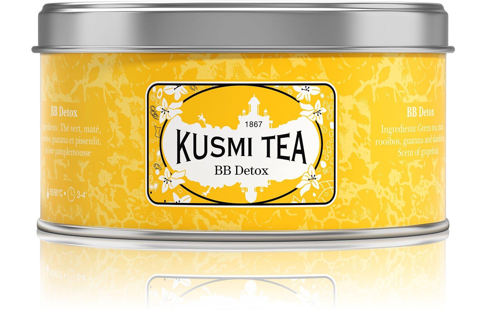 Kusmi Tea BB DETOX, 4.4 Ounce