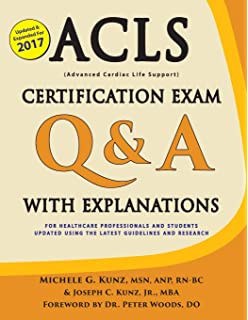 Acls study guide 5e barbara j aehlert rn bspa 9780323401142 acls certification exam q a with explanations for healthcare professionals and students fandeluxe Gallery