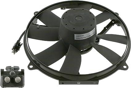 Febi-Bilstein 18930 Ventilador, condensador del aire acondicionado: Amazon.es: Coche y moto
