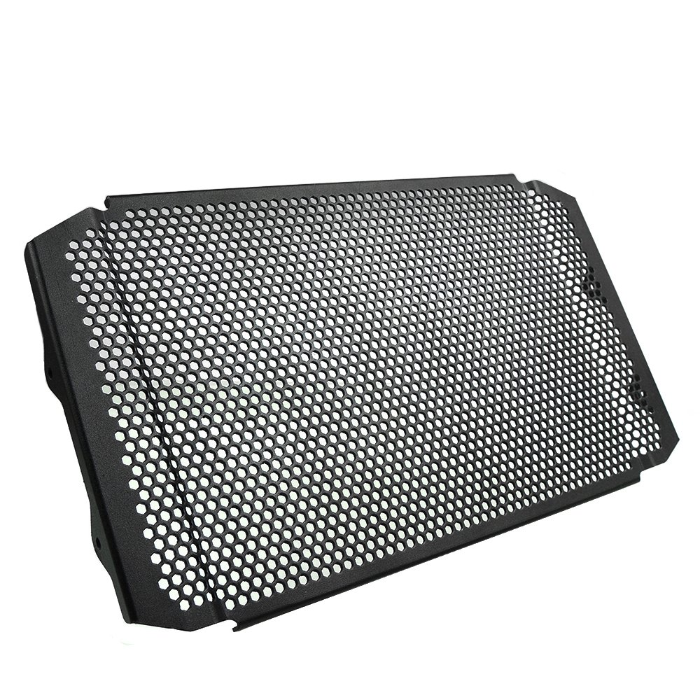 XSR 900 XSR900 Accessory Motorbike Aluminum Alloy Radiator Cooler Cover Guard for Yamaha XSR 900 XSR900 2016 2017 2018 MZ-STORE