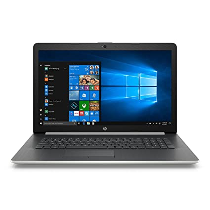 "HP 17.3"" HD+ Laptop, Intel Quad Core i5-8250U Processor up to 3.4"