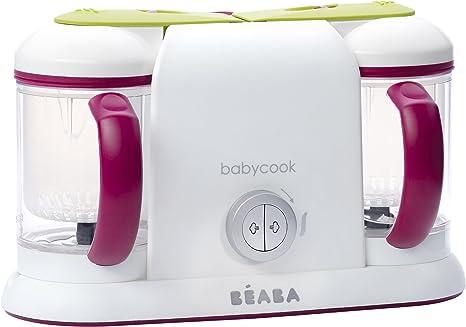 Robot Comida Babycook Duo Beaba: Amazon.es: Bebé