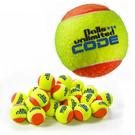 Balls ... unlimited Code Blue Pelota de Tenis, sin impresión ...