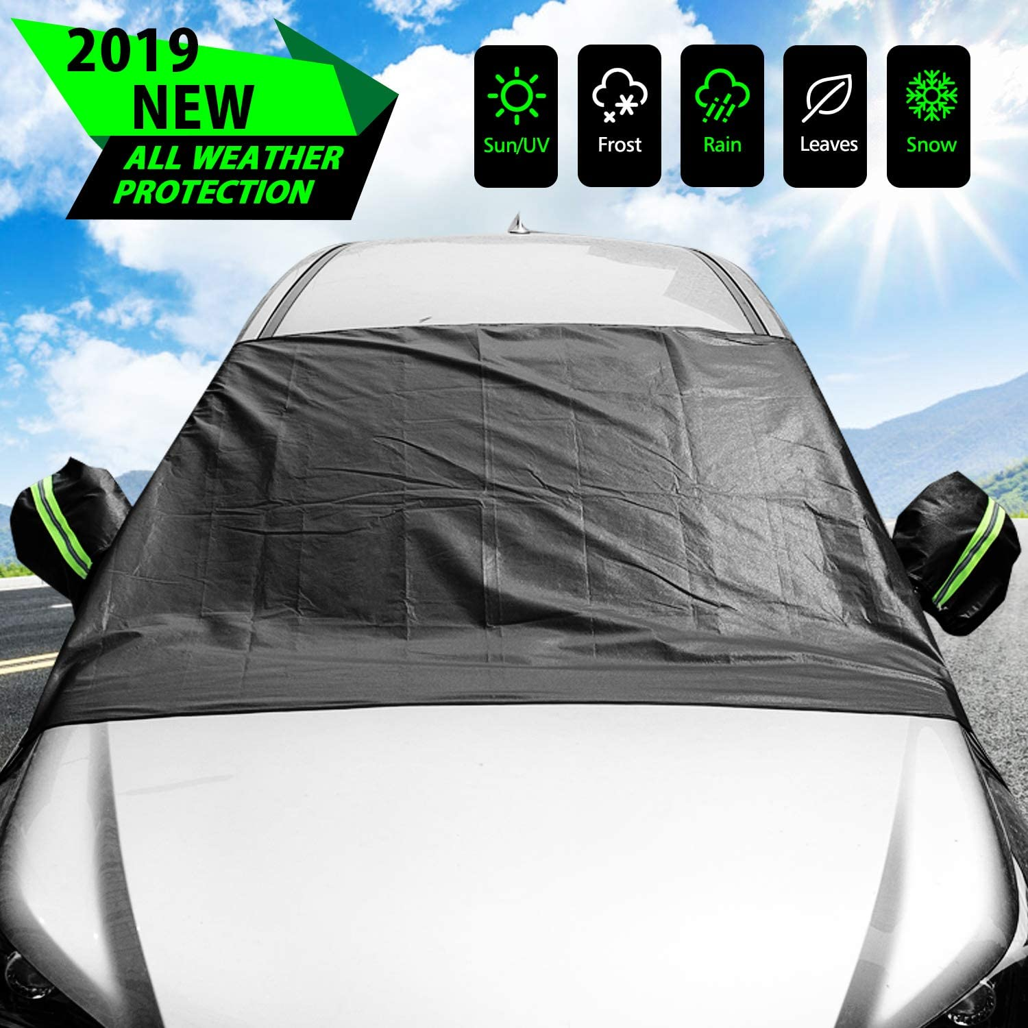 Free Amazon Promo Code 2020 Car Windshield Sun Shade All Season