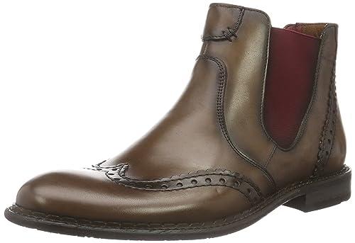 Lloyd Mens Grenoble Ankle Boots Brown (Tobacco/Bordo 4) 9.5 UK