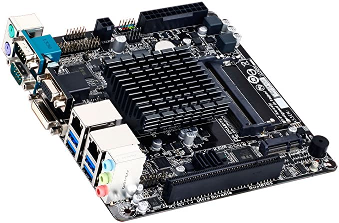 Gigabyte GA-J1900N-D3V - Placa Base (Intel, DDR3 Dual Channel ...
