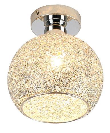 SHENHAI Luz de techo simple y moderna lámpara de techo de ...