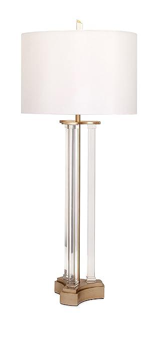 IMAX 86635 Calabasas Acrylic Table Lamp