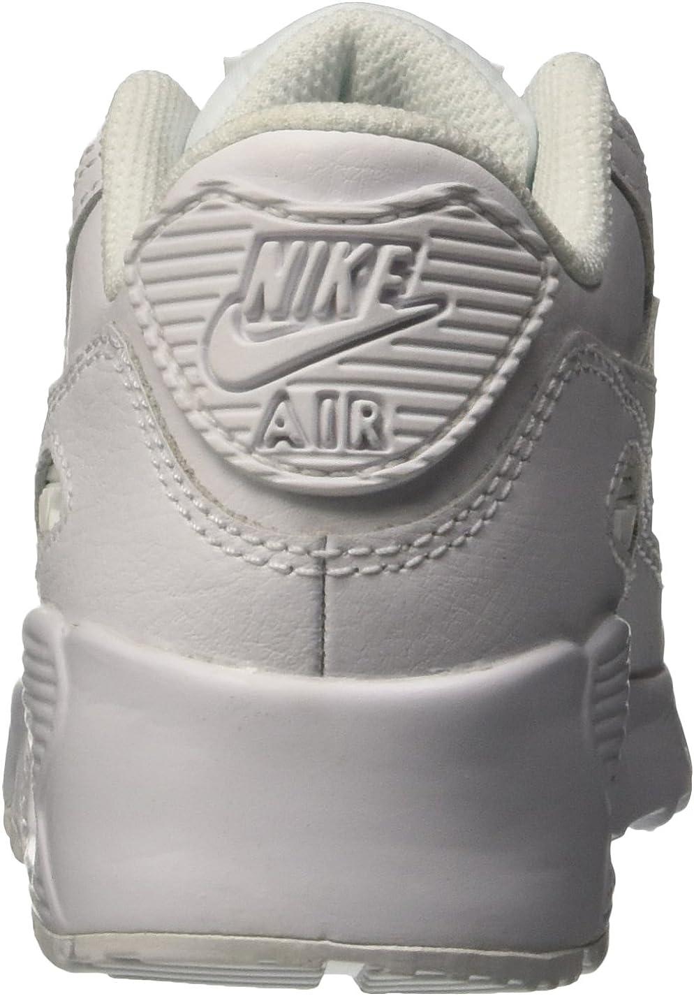 Nike Women's Air Max 90 Sneaker White/White