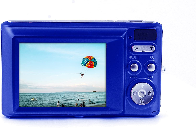 Polaroid Digitalkamera Ix828n Blk 20mp Mit Optischem Elektronik
