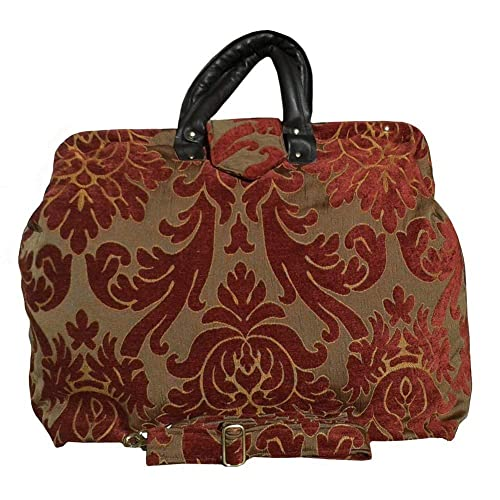 47d9fa530b9b Image Unavailable. Image not available for. Color  Tapestry Carpet Bag.