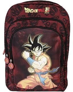 Clairefontaine Dragon Ball Super Mochila Infantil, 44 cm, (Motifs)
