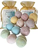 """Amazon Price History for:Double Gift Set, 12 Wholesale Bath Bombs from Enhance Me- Handmade with Shea Butter and Organic Sustainable Palm Oil, """"See, Smell and See The Difference"""""""