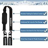 FAMILY PRO Ski Carrier Straps Shoulder Sling with