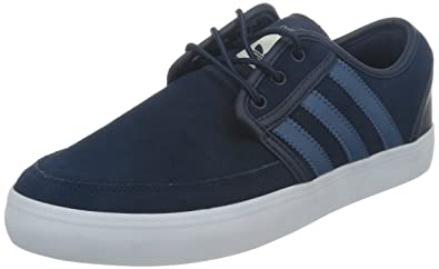 Adidas Shoes Navy Blue And White