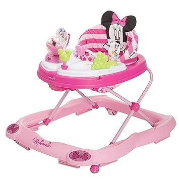 Amazon.com   Disney Minnie Mouse Glitter Music and Lights Walker ... 0984ba0934