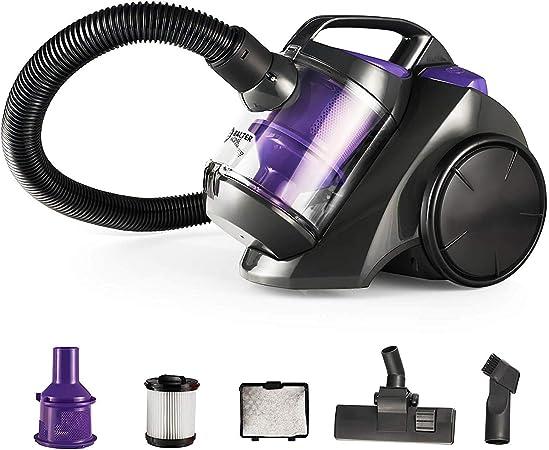 Balter Vento A2 aspirador – Aspiradora (filtro HEPA – Aspirador ciclónico sin bolsa ciclónico con accesorios A1 Lila: Amazon.es: Hogar