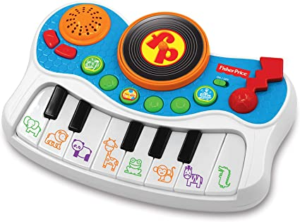 Electronic toy keyboard for ages 3 yrs