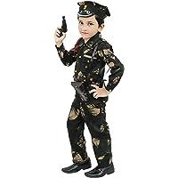 Chandrika Army Costume Dress for Kids (5-6 Years)