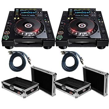 Amazon.com: Pioneer cdj-2000-nexus2 – nxs2 Digital DJ ...