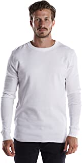 product image for US Blanks Men's Premium Super-Soft Thermal Long Sleeve, Made in USA