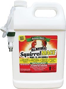Nature's Mace 1 Gallo MACE Squirrel Repellent 1 Gallon Ready-to-Use Spray