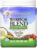 Sun Warrior Warrior Blend Powder VANILLA