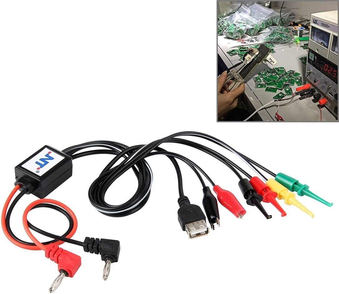 Professional Cell Phone Accessory Kits Professional Mobile Phone Repair Power Test Interface Cable with USB Output Interface Cable